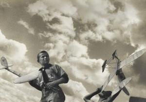 11_Rodchenko-Stepanowa, Young Gliders, 1933